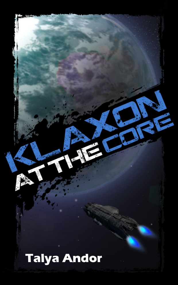 Klaxon at the Core - cover-01